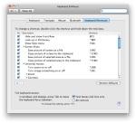 Keyboard Shortcuts Preferences